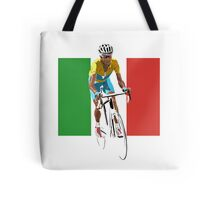 Maillot Jaune, Italy Flag 2 Tote Bag