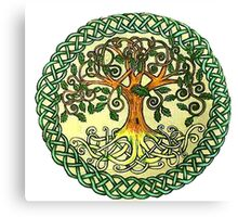 Celtic Tree of Life Canvas Print