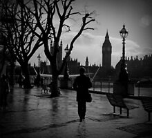London Afternoon by 3lambsdesign