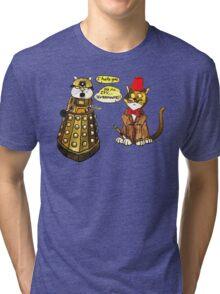 SkyeCatz Whovians Tri-blend T-Shirt