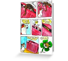 SkyesCatz: Irish Trip Greeting Card
