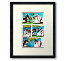 SkyeCatz: #1 Framed Print