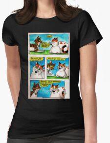 SkyeCatz: #1 Womens Fitted T-Shirt