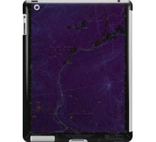 Maine USGS Historical Map Quill Hill 102903 1969 24000 Inversion iPad Case/Skin