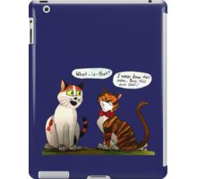 """Bow Ties are Cool!"" iPad Case/Skin"