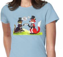 SkyeCatz: Steampunk Womens Fitted T-Shirt
