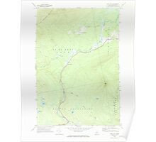 Maine USGS Historical Map Quill Hill 102903 1969 24000 Poster