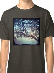 Sunset trees ttv photograph Classic T-Shirt