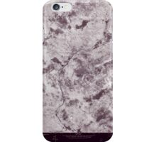 Maine USGS Historical Map Quill Hill 807080 1977 24000 Inversion iPhone Case/Skin