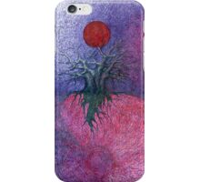 Space Tree iPhone Case/Skin