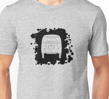 VW Barndoor Kombi Rear Full Unisex T-Shirt