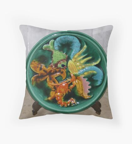 What am I ? - Solved by Anna D'Accione Throw Pillow