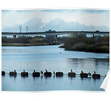 The Tees Barrage 10 Poster