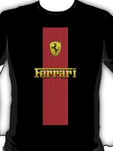 Ferrari Lover [UPDATE ~ Scudetto] T-Shirt