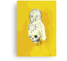 Ol' Yello Canvas Print