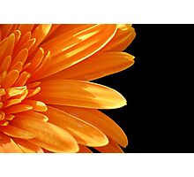 Side Touch Photographic Print