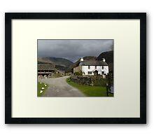 Yew Tree Farm Framed Print
