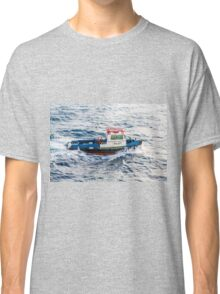 Pilot Boat in Curacao Classic T-Shirt
