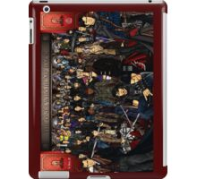 The Ones Who Bump Back iPad Case/Skin