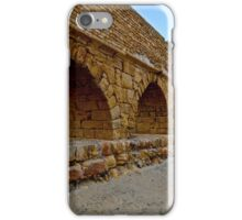 Cesarea - Aqueduct  iPhone Case/Skin