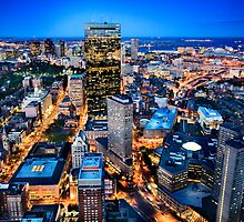 Downtown Boston II by Eric Rolph