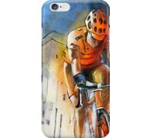 Cycloscape 01 iPhone Case/Skin