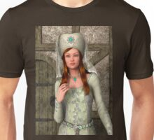 Medieval Lady Unisex T-Shirt