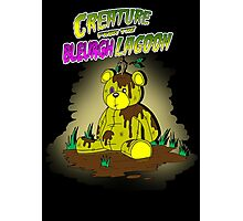 Creature from the Bleurgh Lagoon - in technicolor Photographic Print