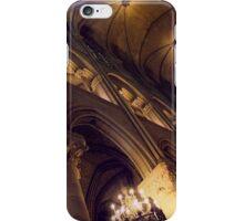 Parisian Church iPhone Case/Skin