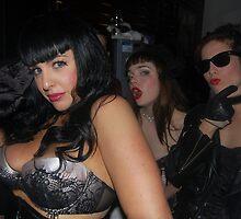 Sarah Lea Cheesecake, Simoncee, Kelly Ann Doll by TimChuma
