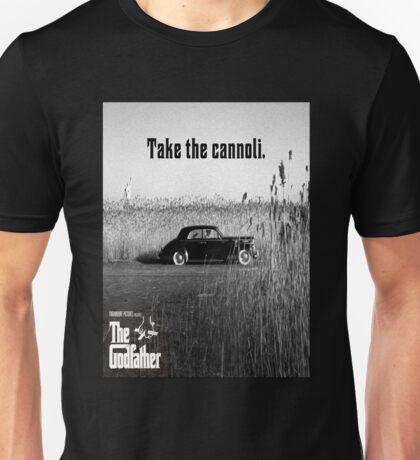 The Godfather Take the Cannoli Unisex T-Shirt