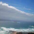 Cloud front at Woolgoolga by Hummingbyrd