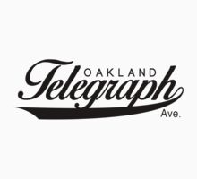 Telegraph Avenue (Oakland) by MickyDub