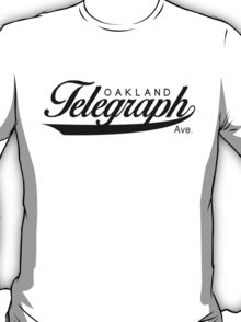 Telegraph Avenue (Oakland) T-Shirt