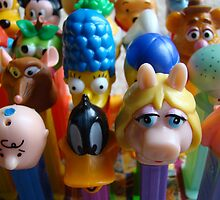 Pez by LeighAth