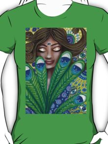 The Peacock Nymph T-Shirt