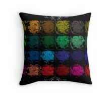 Digitalart Abstract #70 Throw Pillow
