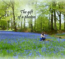 The Gift of a Photon by Charmiene Maxwell-batten