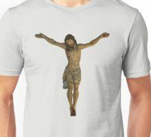 Jesus on cross Unisex T-Shirt