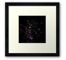 fractal 13 Framed Print
