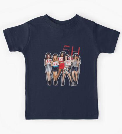 Fifth Harmony Reflection Tour Merch Kids Tee