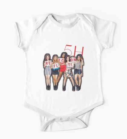 Fifth Harmony Reflection Tour Merch One Piece - Short Sleeve