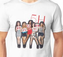 Fifth Harmony Reflection Tour Merch Unisex T-Shirt