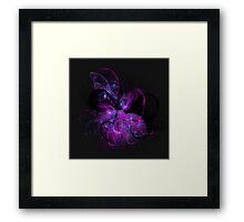 fractal 11 Framed Print