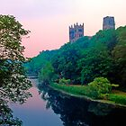 Durham Cathedral, Summer Evening by Priscilla Turner