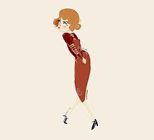 Miss Bonnie Parker by wirtless