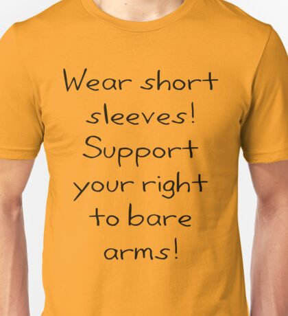 Short Sleeves Unisex T-Shirt