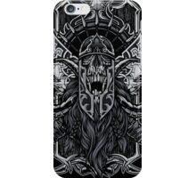 Viking Death iPhone Case/Skin