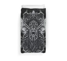 Viking Death Duvet Cover