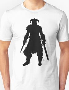 Skyrim Character Silhouette T-Shirt